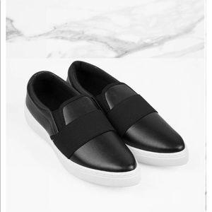 🌟SURI BLACK SLIP ON SNEAKERS🌟 NWT